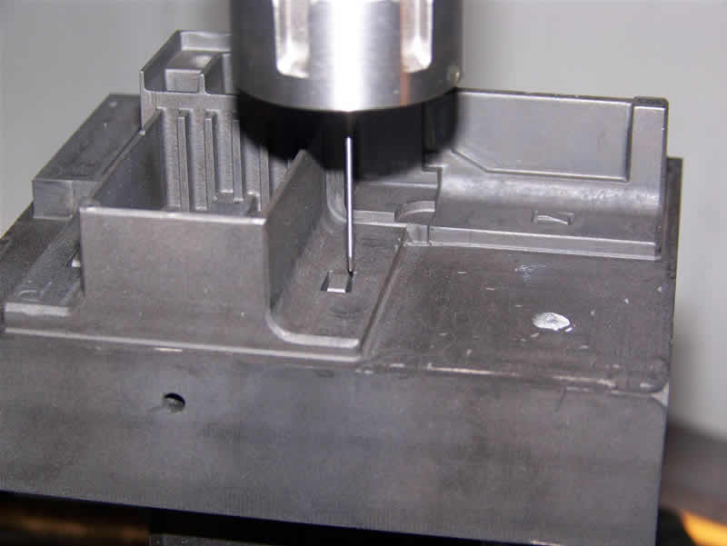 caliber mold and machine